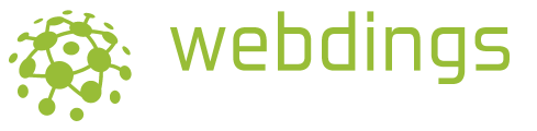 Webdings IT-Service Logo